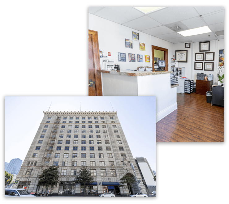 Chiropractic Downtown Los Angeles CA Michael D. Zeger Chiropractic Office Building
